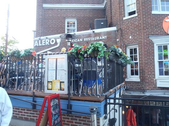 Alero Mexican Restaurant: resturant