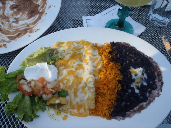 Alero Mexican Restaurant: meal