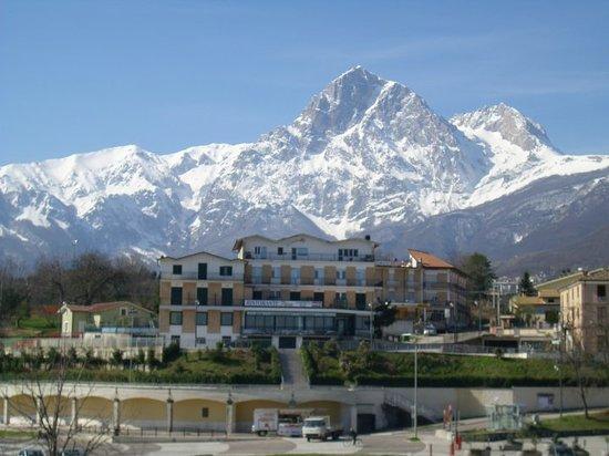 Isola del Gran Sasso d'Italia, Italia: Il Nostro Hotel