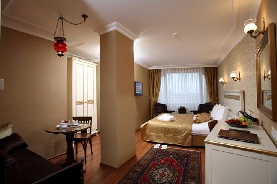 Yusuf Pasa Konagi Special Class: Deluxe room seaview with jacuzzi