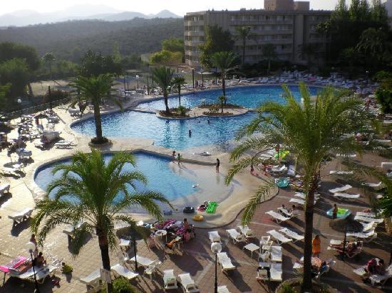 Club Cala Romani: Pool View2