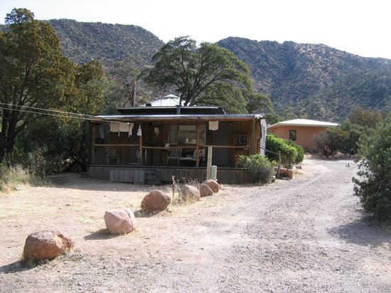 Cochise Stronghold, A Nature Retreat: Cookshack