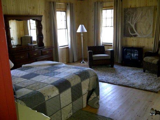 Rapid Waters Camp : Bedroom