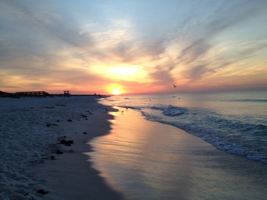 Navarre Beach : amazing sunrise