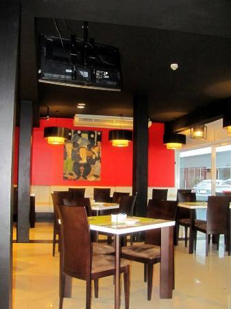 Chaydon Bangkok: Dining room