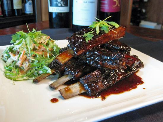 Elle's Global Food & Drink: Enjoy great food like these Mongolian lamb ribs