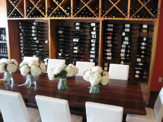 Elle's Global Food & Drink: Host your event in our private dining room