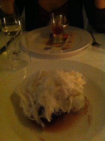 Changa : il dessert