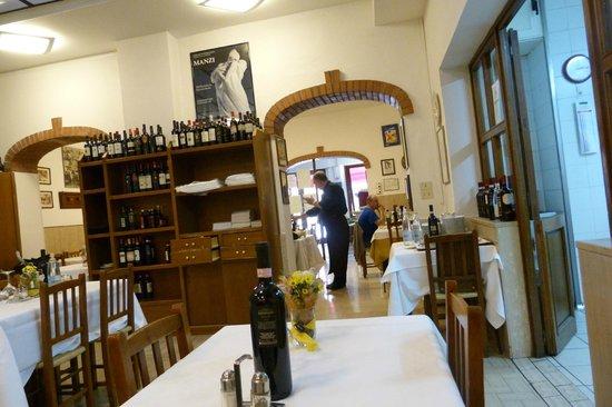 Lastra a Signa, Italia: Interno