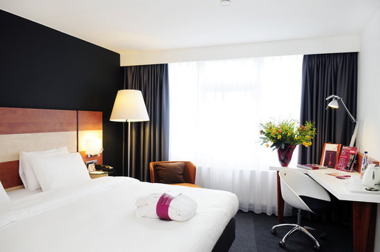 Mercure Hotel Amsterdam West: Guest Room