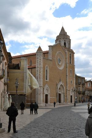 Foggia, Italien: Facciata