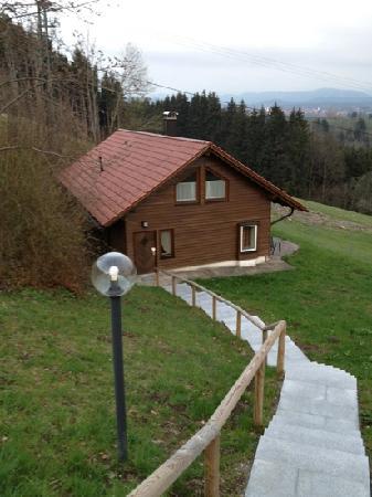 Berghotel Jägerhof: the little hauesel