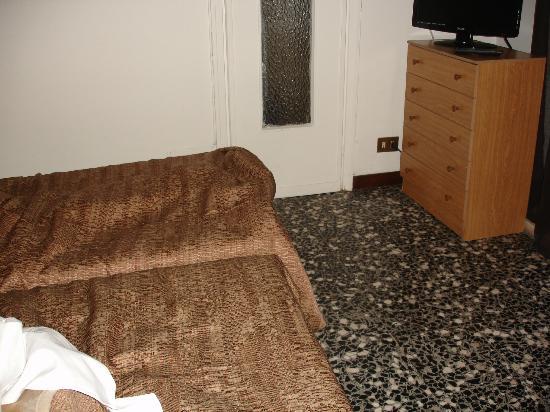 Hotel Vittoriano: mobiliario