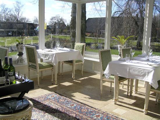 Landgoed Westerlee: Het Heerenhuys....restaurant