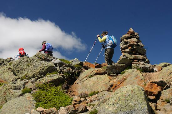 Top Notch Inn: Hiking reaches new heights