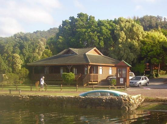 Knysna River Club: Chalet no4