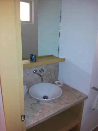 Taheima Wellness Resort & Spa: Second Bathroom