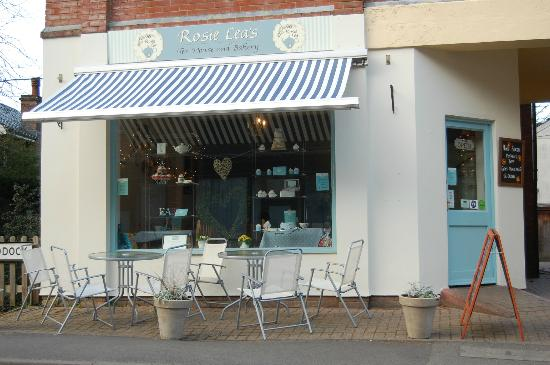 Rosie Lea Tea House & Bakery: Rosie Lea