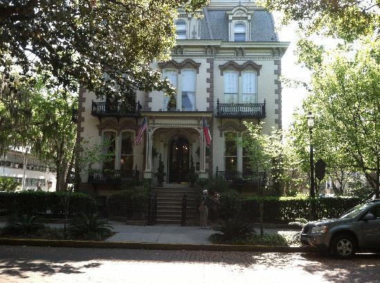 Savannah Historic District: Mercer House