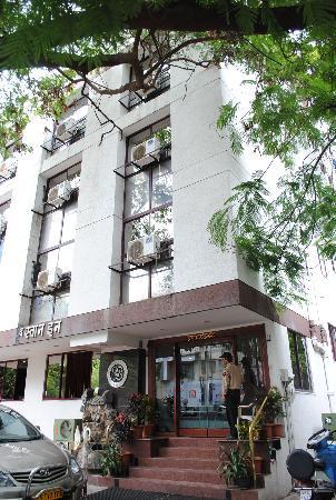 Hotel Swan Inn: Hotel Entrance