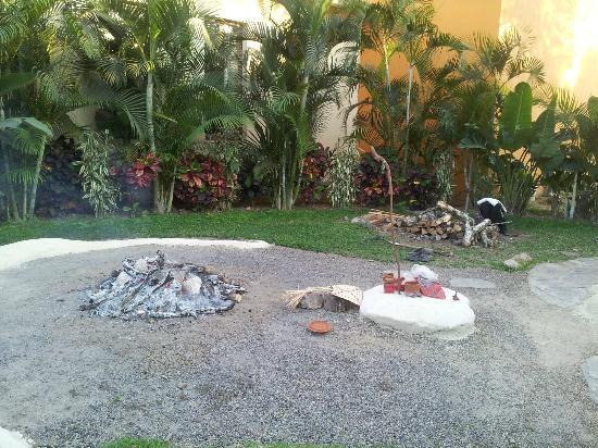 Taheima Wellness Resort & Spa: Tezmacal Area