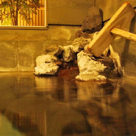 Robatakan: 24H源泉掛け流し温泉