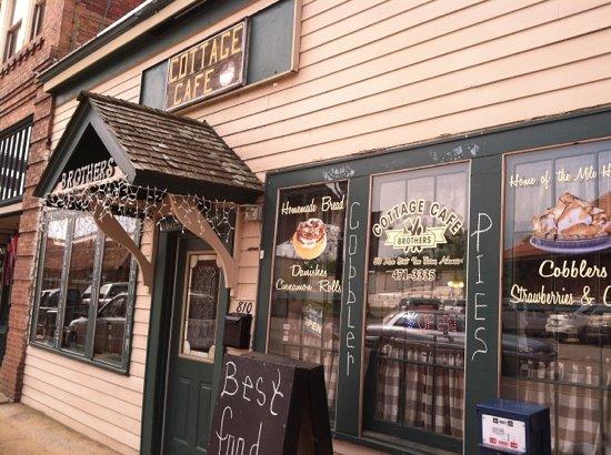 Food Restaurants In Van Buren Arkansas