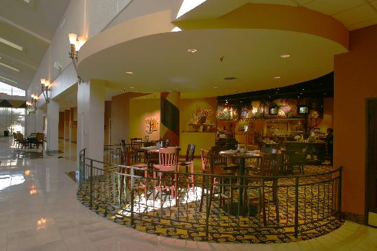 DoubleTree by Hilton Hotel Dallas - Richardson: Resturant