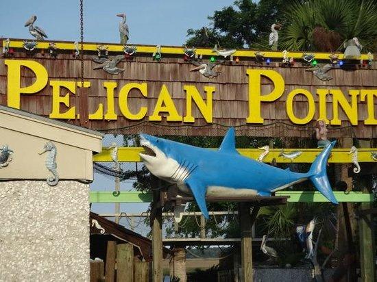 Pelican Point Seafood Restaurant  Sapelo Ave Crescent Ga