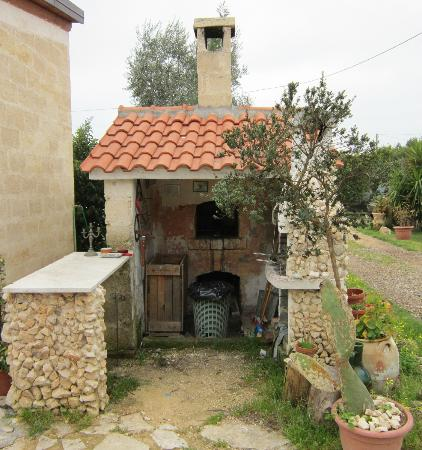 My Life Country House: forno