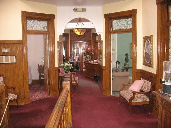 Teller House lobby