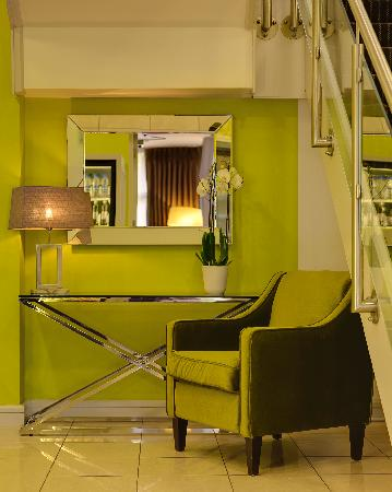 Harbour Hotel Galway: Recently renovated - perfect for a city break...