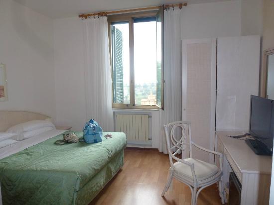 Hotel Duomo: Room 44