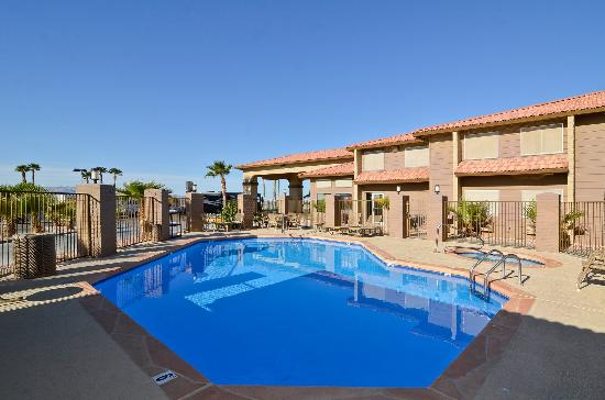 Ehrenberg (AZ) United States  city pictures gallery : Ehrenberg, AZ: Hotel Pool