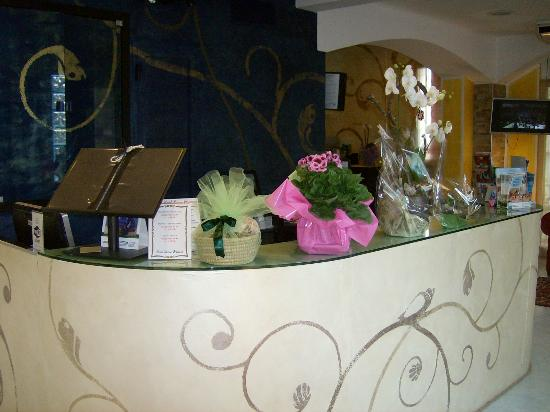 Hotel Nuova Graziosa: reception