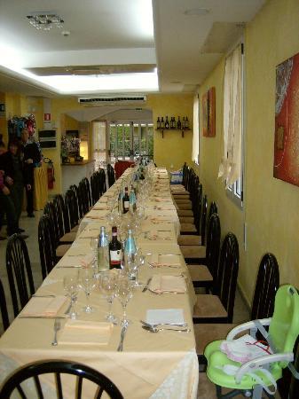 Hotel Nuova Graziosa: sala pranzo 1