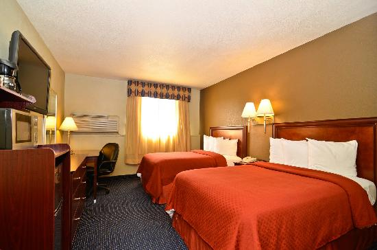 Quality Inn I-15 Miramar: Standard Double Queen