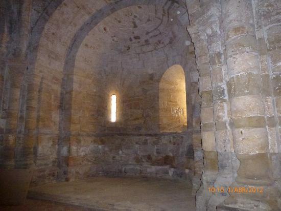 Monasterio de Fitero: Abside muy interesante