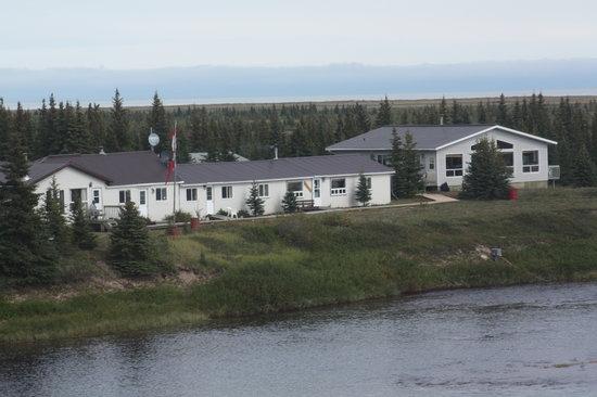 Kaska Goose Lodge: Lodge