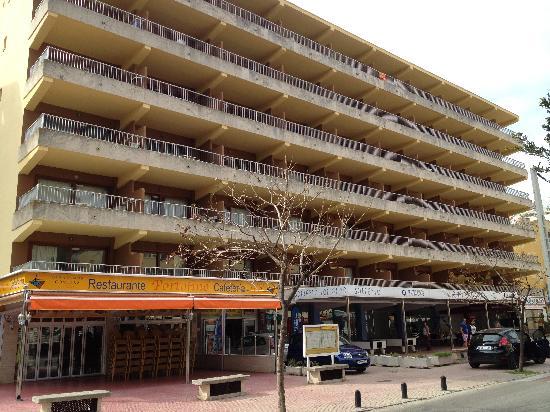 Apartment Block Picture Of Portofino Apartments Santa Ponsa