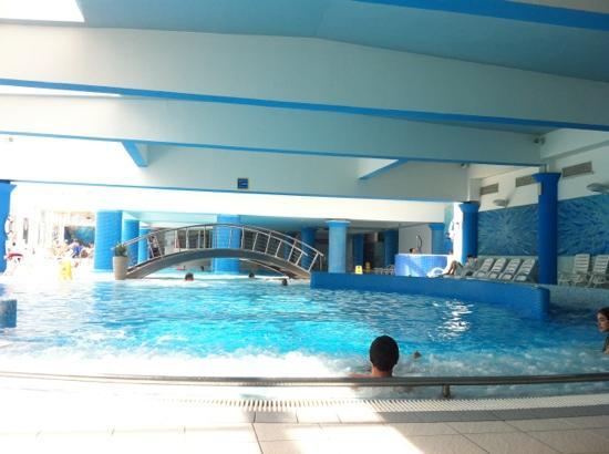 Hotel Slovenija - LifeClass Hotels & Spa: piscina con Aqua di mare