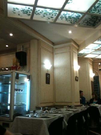 La Caffetteria Tudini : inside