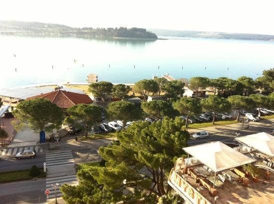 Hotel Slovenija - LifeClass Hotels & Spa: vista mare Portorose