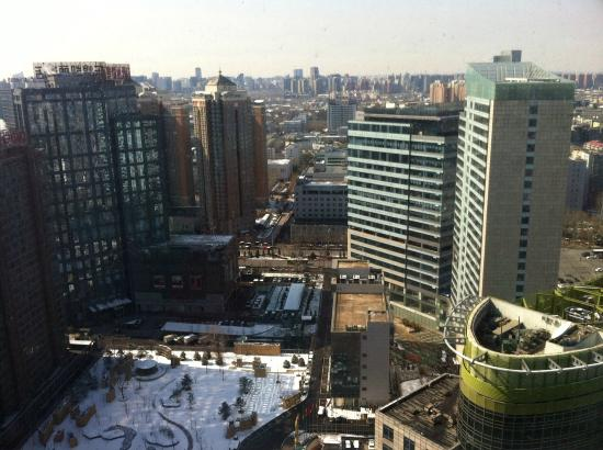 Holiday Inn Beijing Focus Square: view