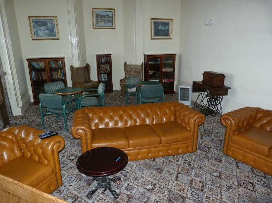 Glenmorag Hotel: Rest,  Reading and games room