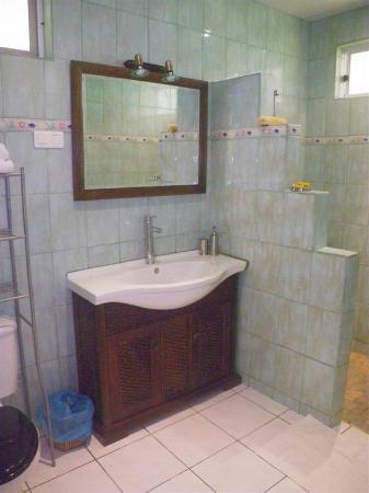 Te Fare Mihi: La salle d'eau.