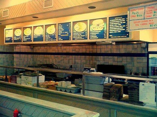 TC's Burgers: Where it all happens!