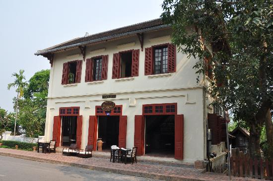 Hotel 3 Nagas Luang Prabang MGallery by Sofitel: front view