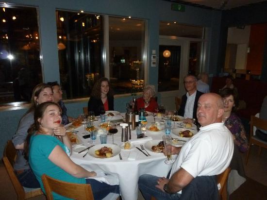 Droste's herberg: Heerlijk diner en uitstekende bediening