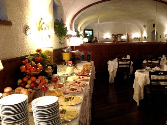Hotel Bled: The Extensive Breakfast